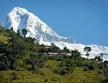 Annapurna Sanctuary Trek, Nepal.