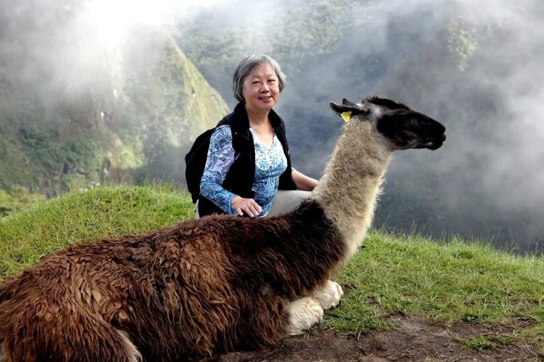 ClayElliot-clientOK-Peru-client with llama-img 4971