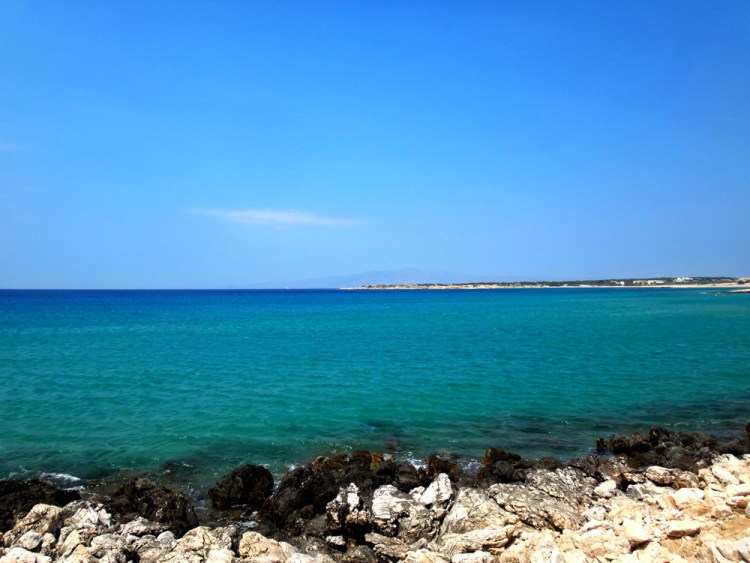 Naxos sea-view