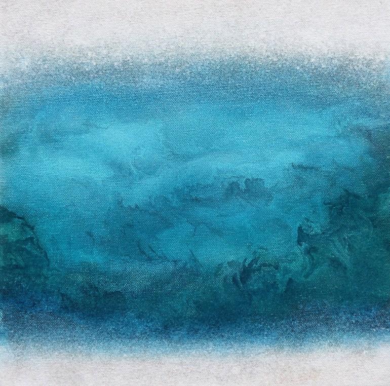 """Pyrgaki 3"" painting by Tana Hakanson"