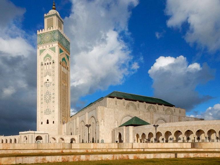 Casablanca Hassan II Mosque