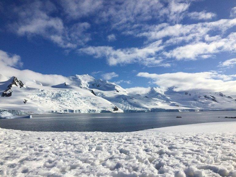 Landscape Antarctica
