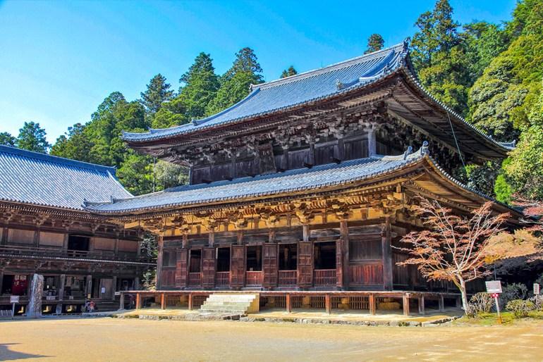Engyoji Temple, Himeji, Japan