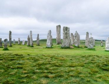 Callanish standing stones, Lewis Scotland