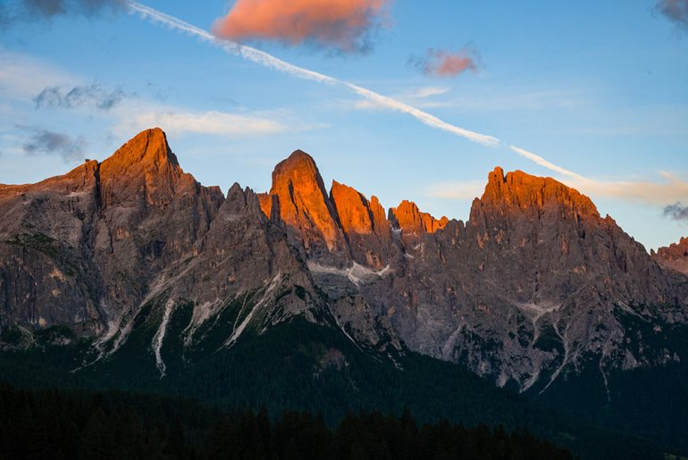 Exploring the Great Dolomites