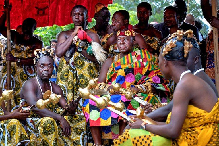 akwaside festival in ghana