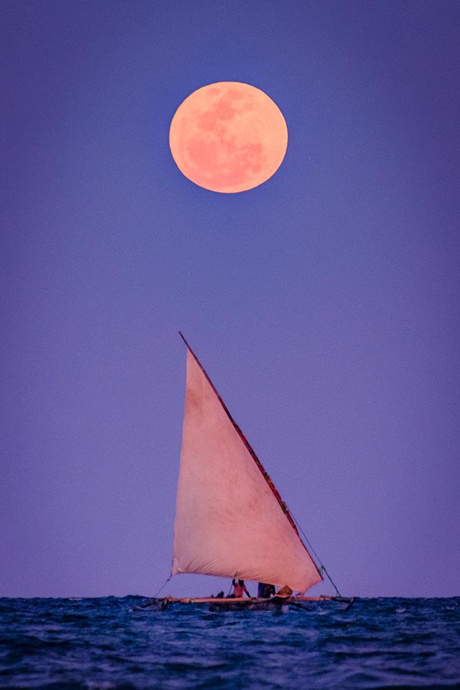 zanzibar sunset by kevin floerke