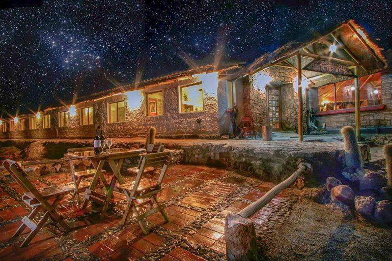 hotel de sal luna salada bolivia lodge