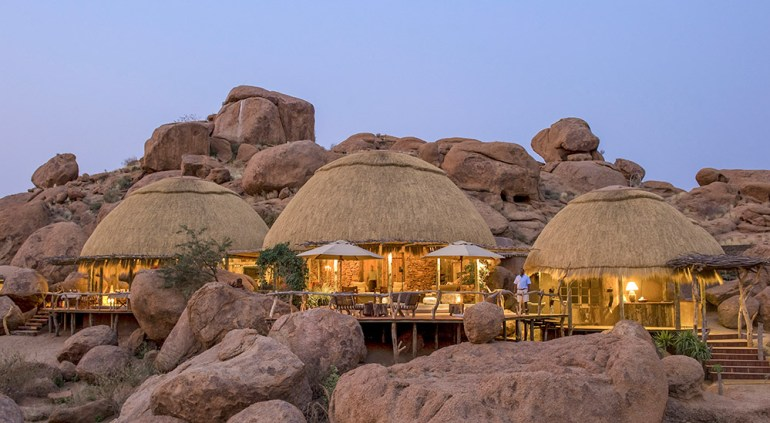 camp kipwe lodge namibia