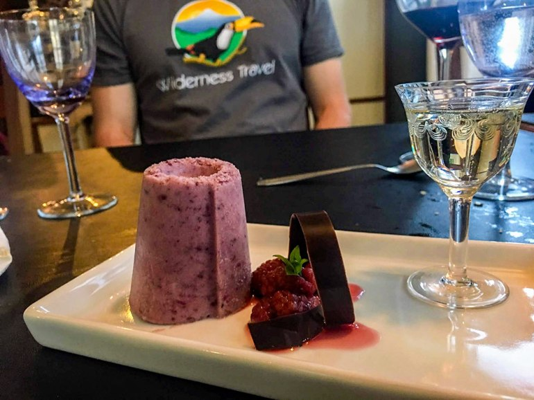 dessert in Patagonia