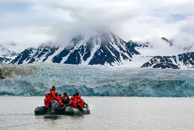 Wildlife Adventure in Svalbard and the Polar Region