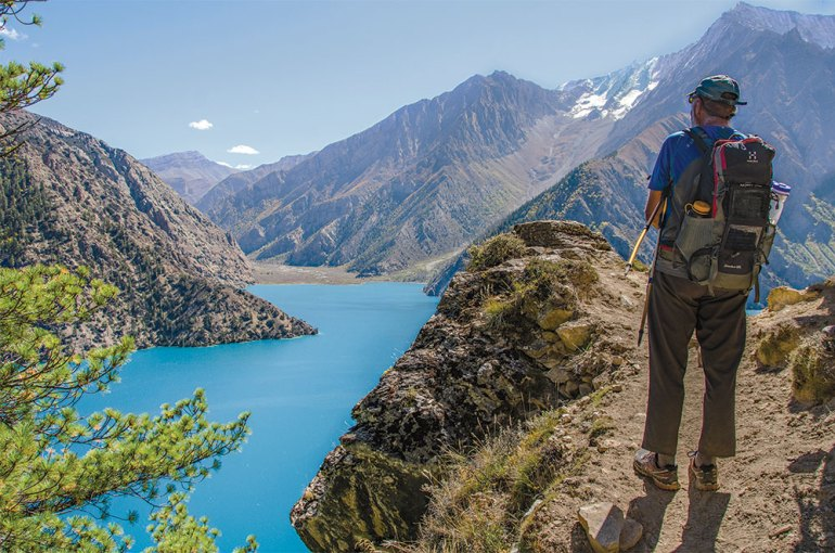 Great hikes of the world-Dolpo
