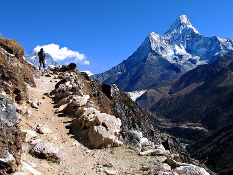hiking in nepal, what to pack