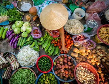 Vietnam-food-market