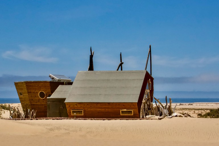 Namibia green season shipwreck lodge
