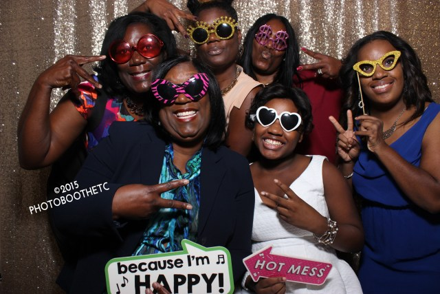 Tametra & Nay Photo Booth