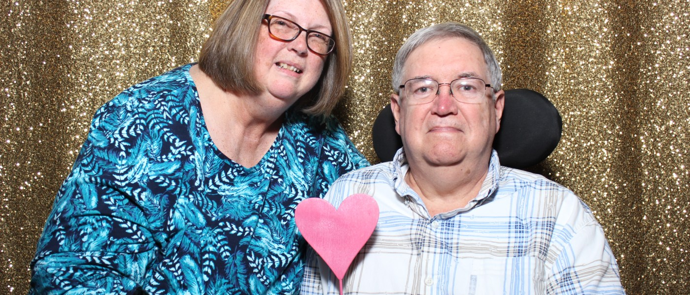MDA Passport to a Cure Gala Photo Booth
