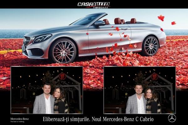 Lansare Mercedes