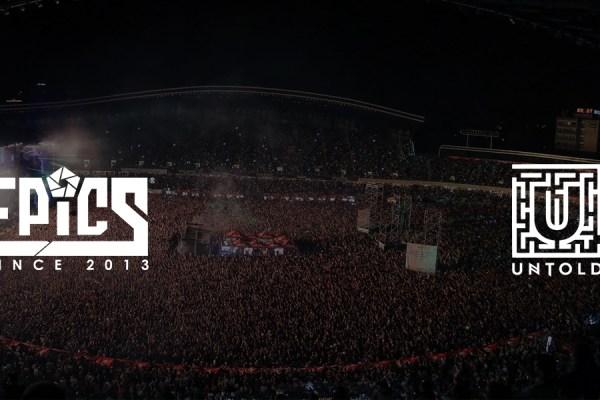 Epics la Untold Festival 2017