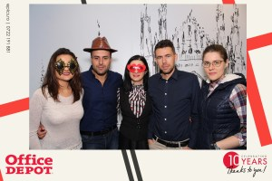 Protejat: 26 Septembrie 2017 – Office Depot 10th Year Anniversary – Cluj-Napoca