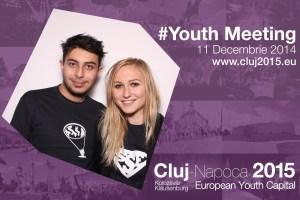 Protejat: 11 Decembrie 2014 – Eveniment Youth – Cluj Napoca