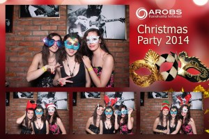 Protejat: 11 Decembrie 2014 – Arobs Christmas Party – Cluj Napoca