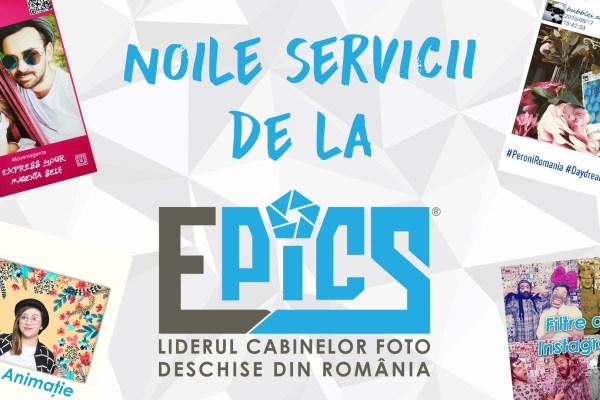 6 moduri noi de a crea amintiri cu Cabina Foto EPICS în anul 2019