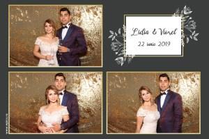Protejat: 22 IUNIE 2019 – Nunta Lidia si Viorel – Bucuresti