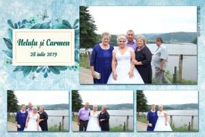 Protejat: 28 Iulie 2019 – Nunta Nelutu si Carmen – Gilau