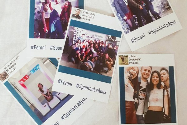 Printare hashtag