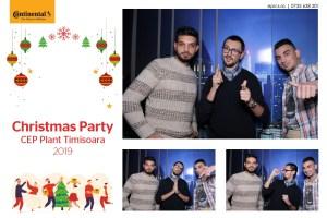 Protejat: 12 Decembrie 2019 – Christmas Party CEP Plant Continental 2 – Timisoara