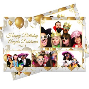 The KING Of Photo Booth Templates | Awesome Prices & Designs
