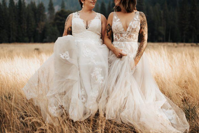 same sex couple wedding