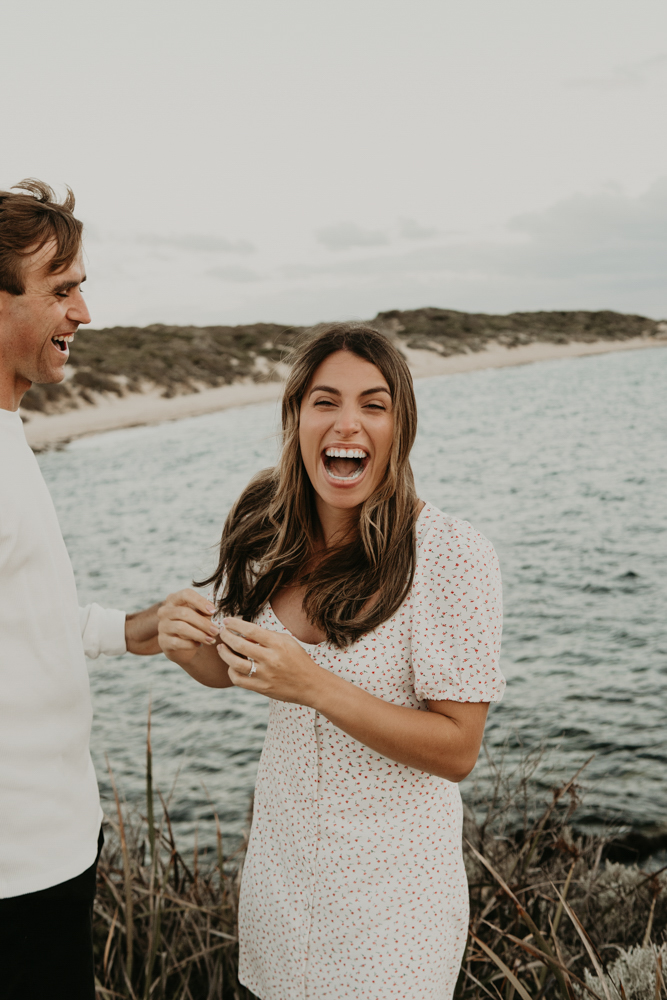 proposal excitement month of love