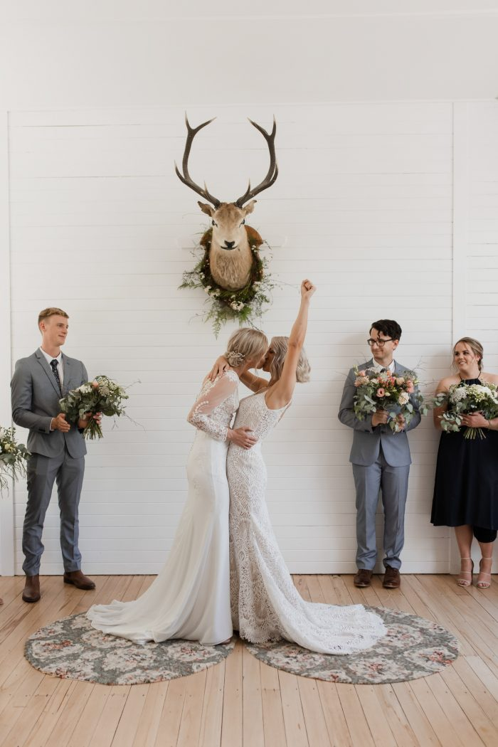 Top Pic of month same sex wedding ceremony