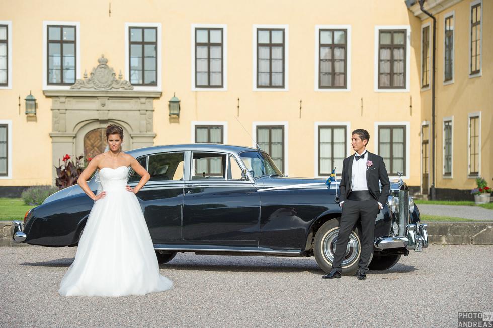 Bröllop i Stockholm