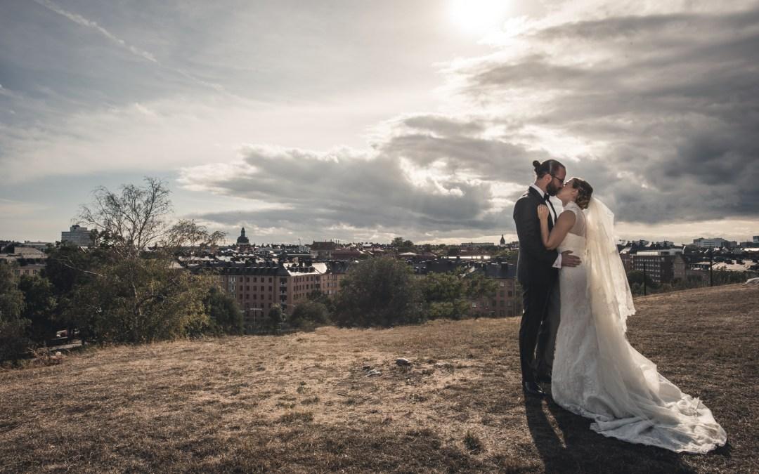 Bröllop Ulfsunda Slott, Bromma, Stockholm