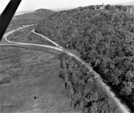 Rip Van Winkle Bridge approach 1956 (6)