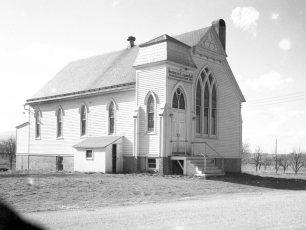 Am Legion Hall G'town 1947