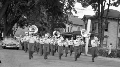 Am. Legion Parade in Chatham 1956 (3)