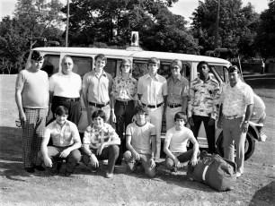 American Legion Boys State participants 1976