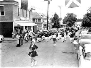 American Legion Convention & Parade G'town 1959 (6)