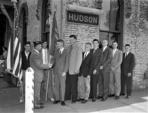 American Legion Boys State participants 1961
