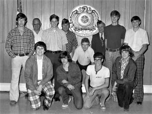 American Legion Boys State participants 1974