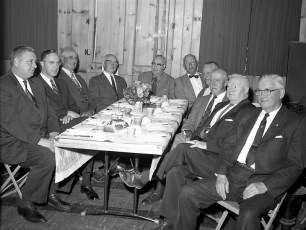 G'town Am. Legion Post 346 Old Timers Night 1962