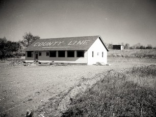 County Line Bar 1948