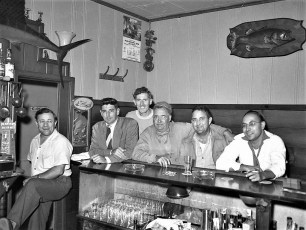 Hugh McLean Grp at Blue Gables 1953 (1)