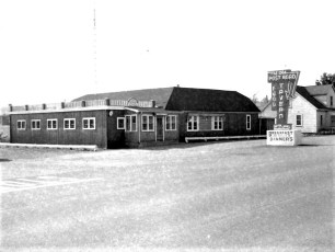 Kozel's Post Road Tavern W. Ghent 1958 (1)
