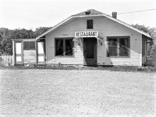 Ray's Roadside Rest Rt 9G 1954
