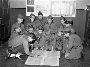 Boy Scout Troop 102 Hudson 1960